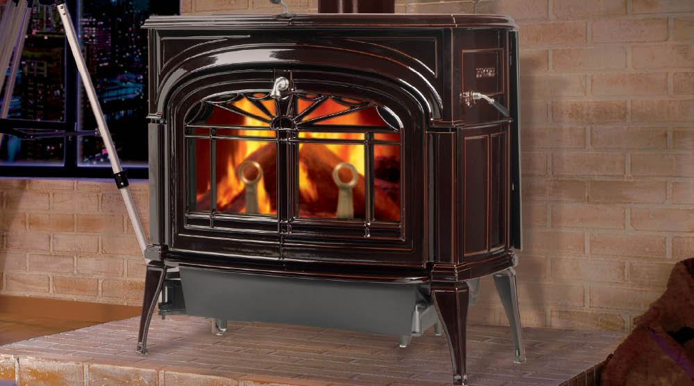 Encore 1 Encore 2 - Vermont Castings Wood Stoves |